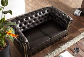 Pohovka Chesterfield Bis 2M Antique Brown (2)