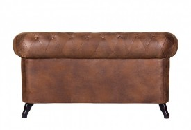 Pohovka Chesterfield Bristol 2M Tabaco 13 (8)