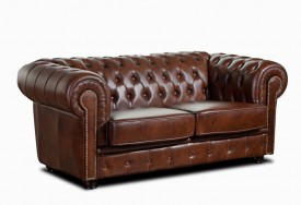 Pohovka Chesterfield Windsor 2M