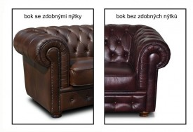 Pohovka Chesterfield Windsor 3M (2)