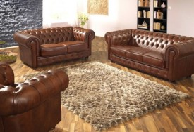 Sedací souprava Chesterfield Windsor 3+2+1