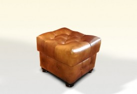 Taburet Chesterfield Windsor Cube