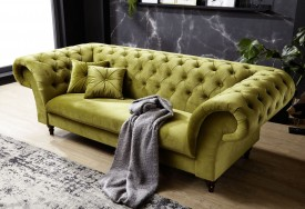 Pohovka 3M green Chesterfield Preston (9)