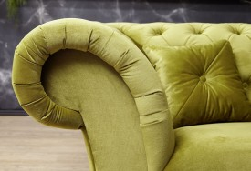 Pohovka 3M green Chesterfield Preston (10)