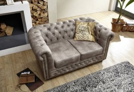 Pohovka 2M gray Chesterfield Oxford (9)